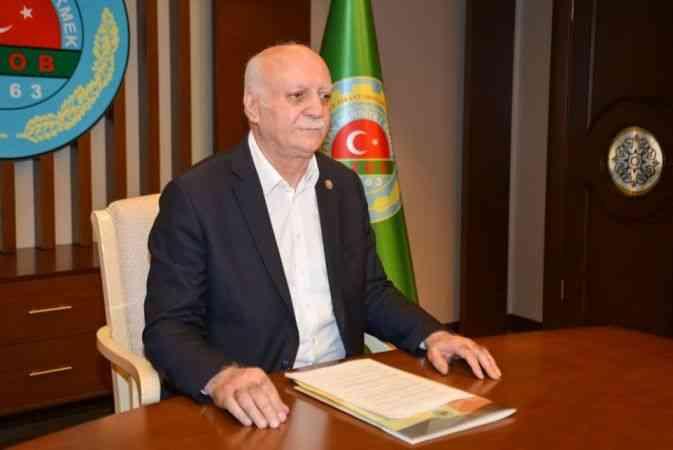 TZOB Genel Başkanı Bayraktar: Toprak en değerli varlığımız