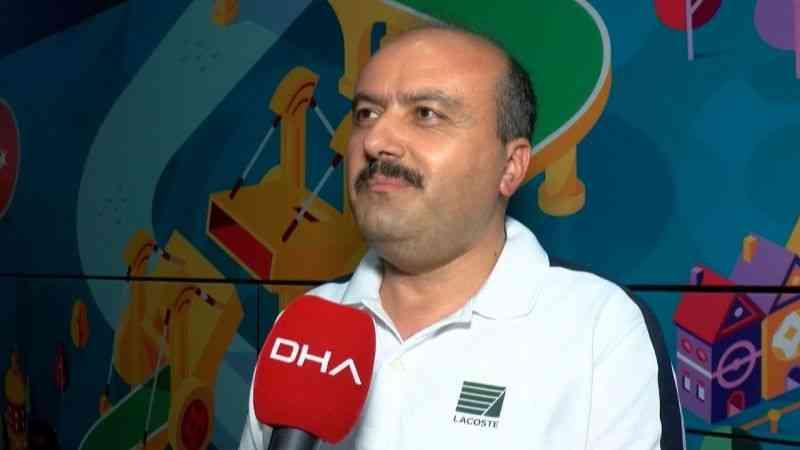 Bakan Yardımcısı Fatih Metin: ''Galler ve İsviçre maçlarını rahatlıkla kazanacak teknik kapasitemiz var''
