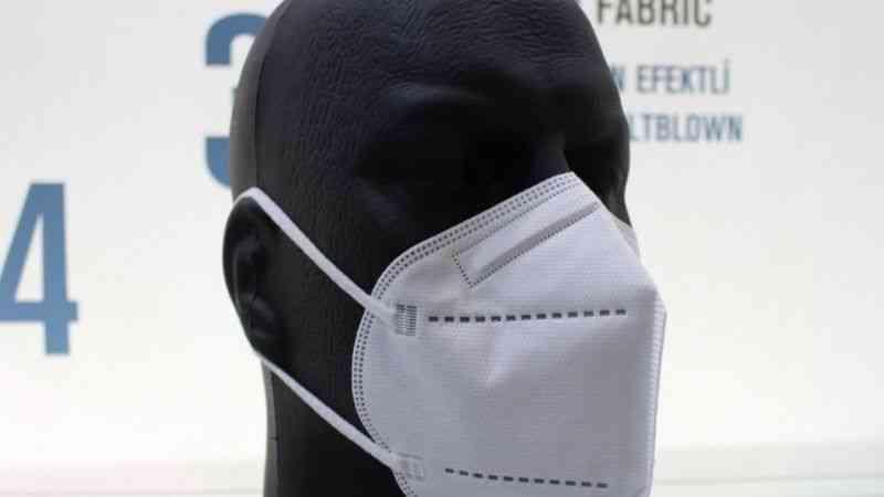 ABD, Almanya ve Yunanistan'a Gaziantep'ten maske ihracatı