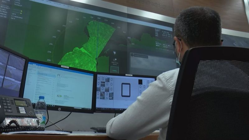 Yavuz Sultan Selim Köprüsü'ne deniz kirliliği tespit sistemi