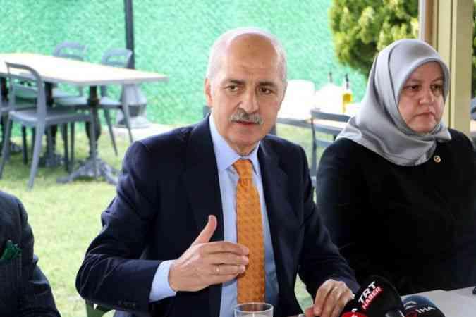 Kurtulmuş: ''Türkiye'siz NATO'nun düşünülmesi mümkün değil''