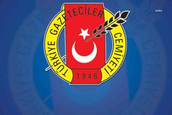 Türkiye Gazeteciler Cemiyeti, Veyis Ateş'ten savunmasını istedi