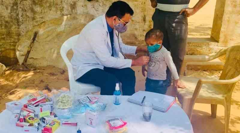 Lifesaving initiative in India: Doctors on Road