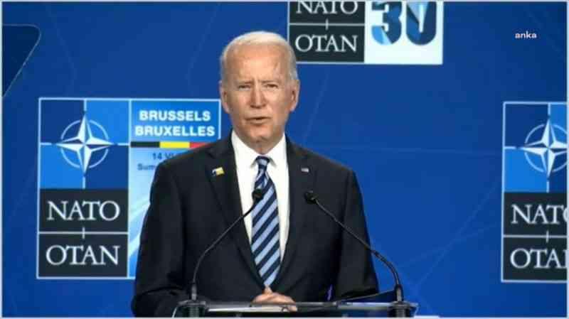 """ABD Başkanı Biden'dan Türkiye mesajı: """"Eminim ki anlamlı bir ilerleme kaydedeceğiz"""""""