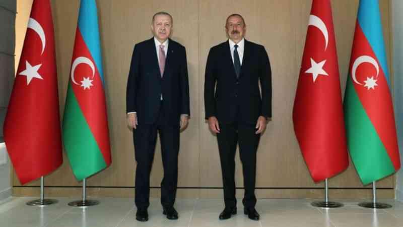 Türkiye ve Azerbaycan arasında Şuşa beyannamesi imzalandı
