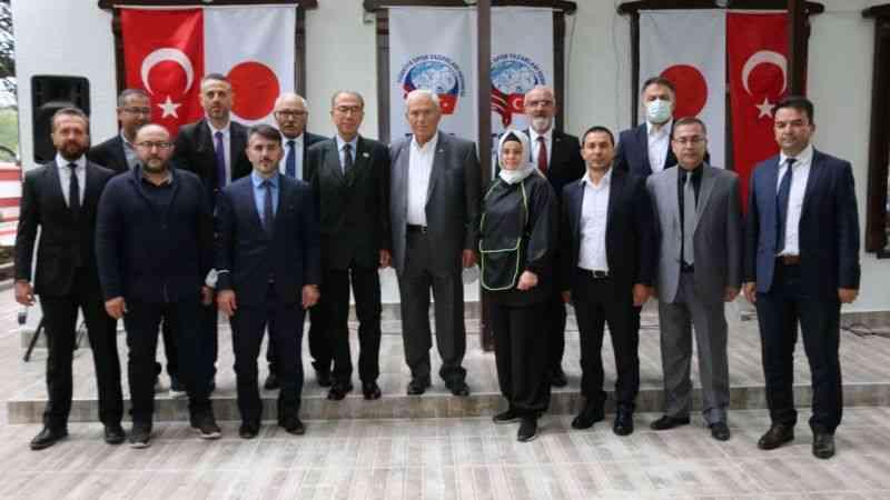 Japonya Büyükelçisi Suzuki Kazuhiro: Türk takımını her yarışta destekleyeceğim