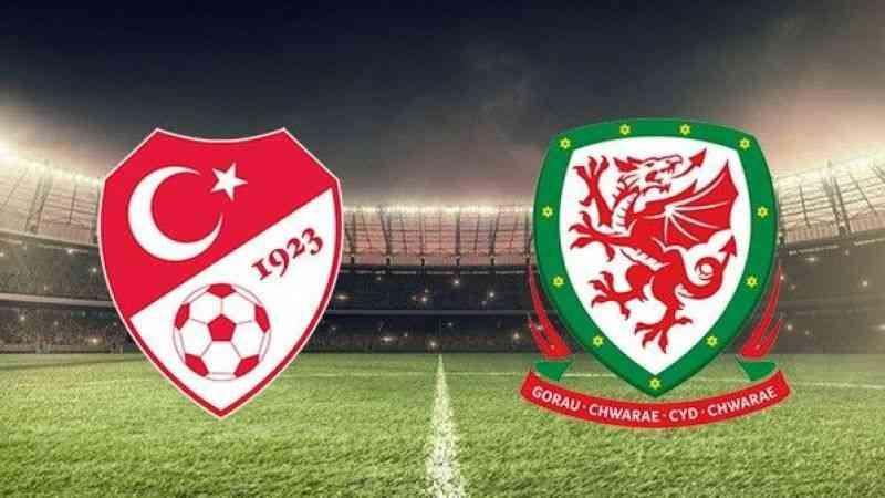 Türkiye - Galler maçında ilk 11'ler belli oldu