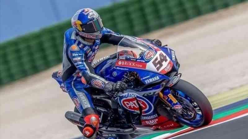 Milli motosikletçi Toprak Razgatlıoğlu'nun hedefi sezonu şampiyon bitirmek: