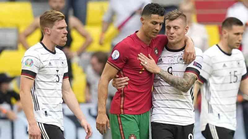 Almanya, Portekiz'i 4-2 mağlup etti