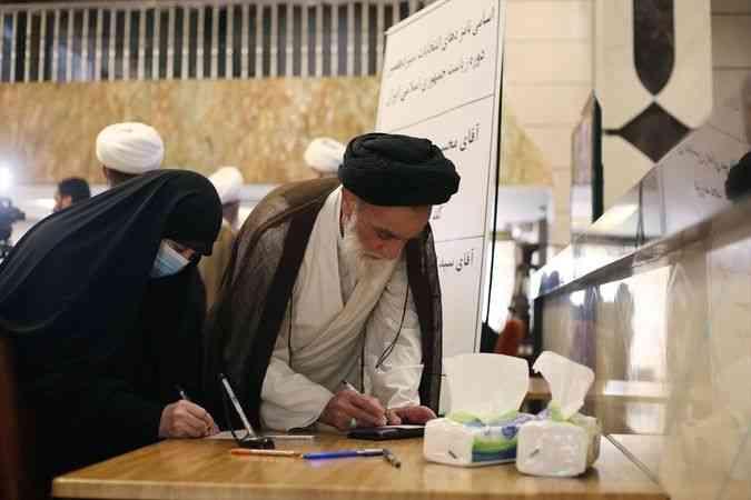 İran Cumhurbaşkanlığı seçimlerinde Tahran'daki seçmenlerin yüzde 26'sı sandığa gitti
