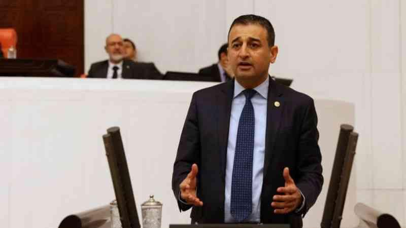 "CHP'li Bulut: ""34 milyon 538 bin vatandaşın, 951 milyar lira borcu var"""
