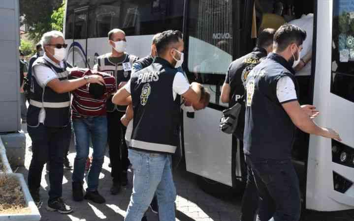 Muğla'da 1 polisin şehit olduğu, 1 polisin yaralandığı silahlı saldırıyla ilgili gözaltı sayısı 19'a yükseldi