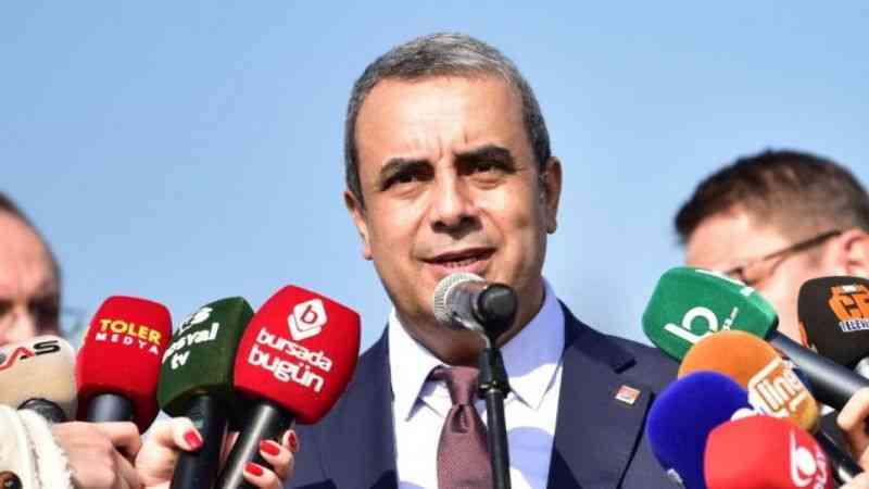 """CHP Bursa İl Başkanı Açıkladı: """"16 AKP yöneticisi belediye şirketlerinden uzaklaştırıldı''"""
