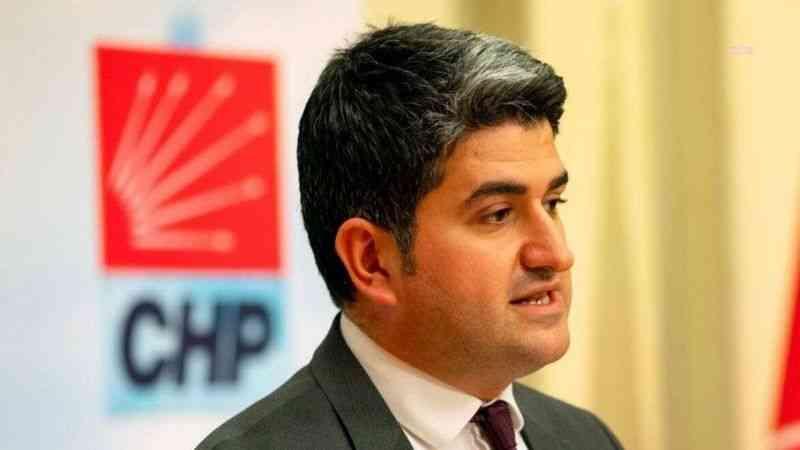 CHP'li Adıgüzel'den AYM'ye Cambridge Analytica eleştirisi