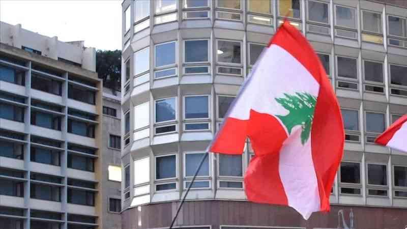 Lübnan'da BM Mülteciler Yüksek Komiserliği önünü mesken tutan sığınmacılar seslerinin duyulmasını istiyor