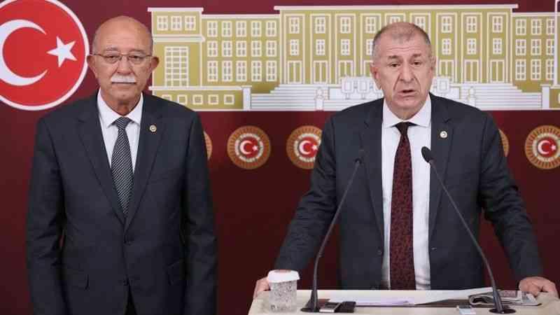 """Ümit Özdağ: """"Yapılması gereken Kanal İstanbul değil İstanbul depremine hazırlıktır"""""""
