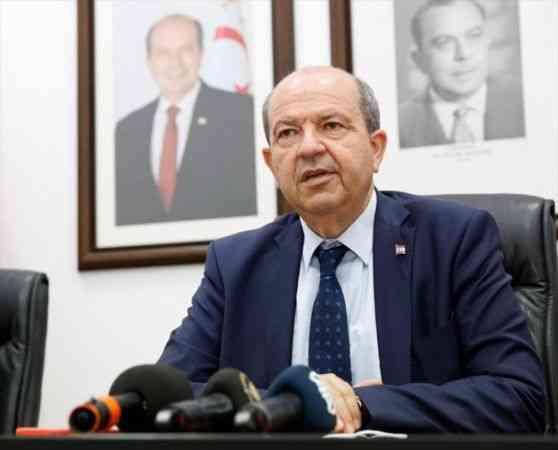 KKTC Cumhurbaşkanı Tatar, Türkiye'deki temaslarına ilişkin değerlendirmelerde bulundu