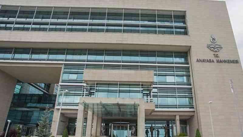 Anayasa Mahkemesi, HDP'nin kapatılması iddianamesini kabul etti