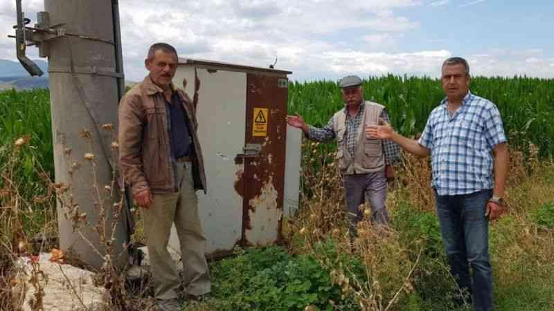 Gediz Elektrik: ''Çiftçi elektrik kullanım bedelini ödemiş ama kooperatif bize ödemedi!''