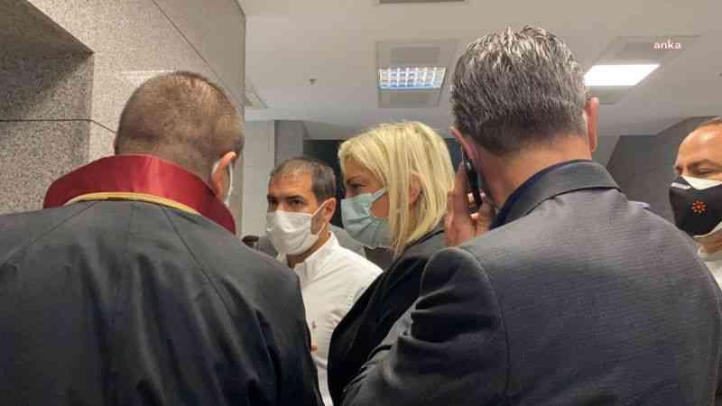 İpek Hattat hakkında bir yıl 9 ay 20 gün hapis cezası verildi, hükmün açıklanması geri bırakıldı