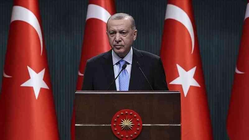 Cumhurbaşkanı Erdoğan AB Komisyonu Başkanı Leyen ile telefonda görüştü