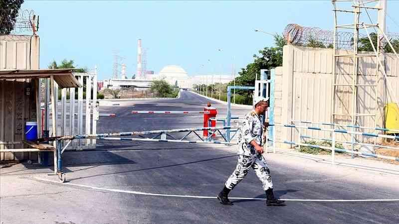 """İran'daki Buşehr nükleer elektrik santralinin faaliyeti """"acil durum"""" üzerine durduruldu"""