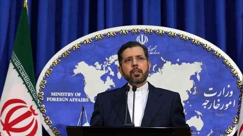 İran Dışişleri Bakanlığı Sözcüsü Viyana'daki nükleer müzakerelerde sona yaklaşıldığını söyledi