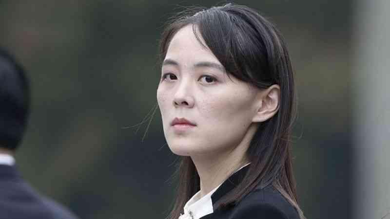 Kuzey Kore liderinin kız kardeşi Yo Jong, ABD'nin müzakere beklentilerinin yanlış olduğunu söyledi