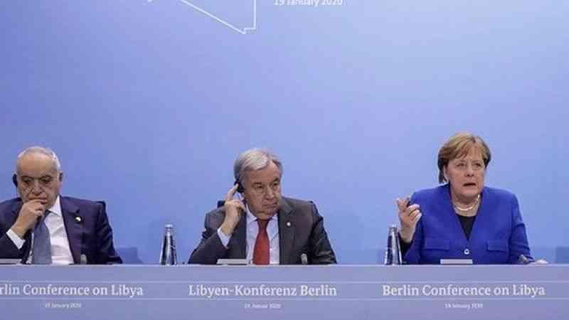 İkinci Berlin Konferansı uluslararası toplumun katılımıyla Libya'daki siyasi süreci ele alacak