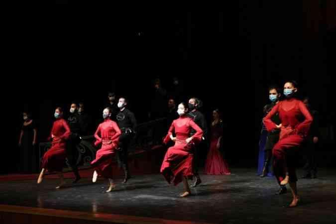 """Mersin Devlet Opera ve Balesi, """"Yerelden Evrensele"""" eserini sahneleyecek"""