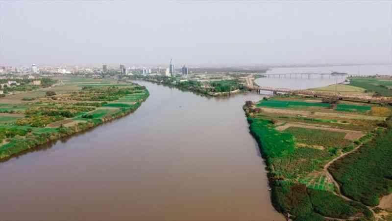 Afrika'ya hayat veren iki Nil'in birleştiği şehir: Hartum