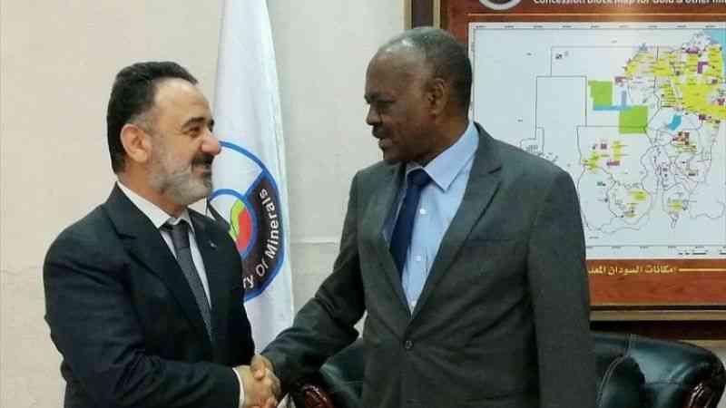 Türkiye'nin Hartum Büyükelçisi Neziroğlu, Türk yatırımcıları Sudan'da madencilik alanında çalışmaya çağırdı