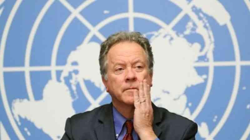 BM Dünya Gıda Programı İcra Direktörü Beasley, 41 milyon insanın kıtlık riski altında olduğunu bildirdi