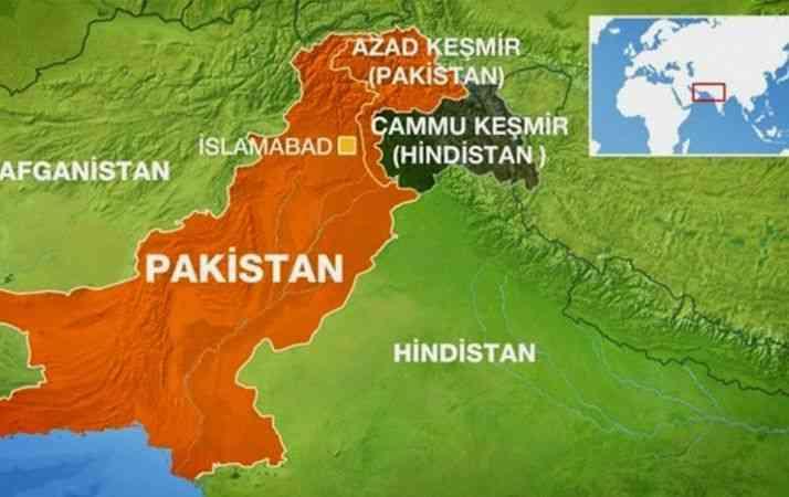 Cammu Keşmir'de askeri operasyonlar aileleri evsiz bıraktı