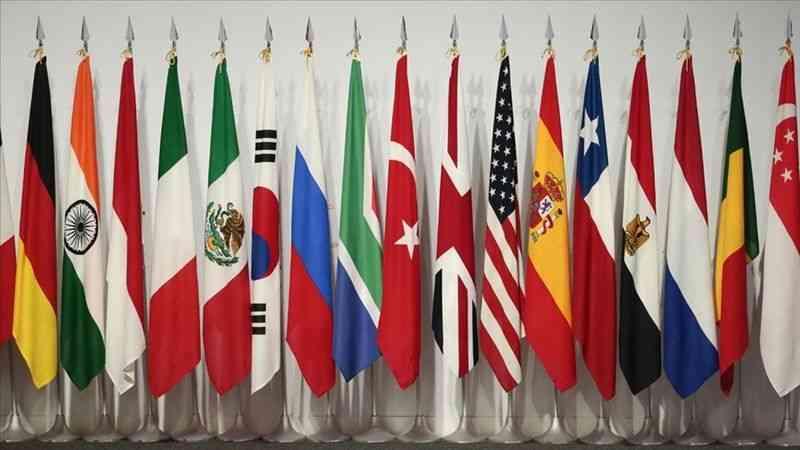 G20 Eğitim Bakanları toplantısı, G20 Dönem Başkanı İtalya'nın ev sahipliğinde yapıldı