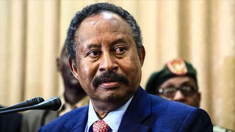 """Sudan Başbakanı Hamduk, ülkesini """"krizlerden kurtaracak girişimi"""" açıkladı"""