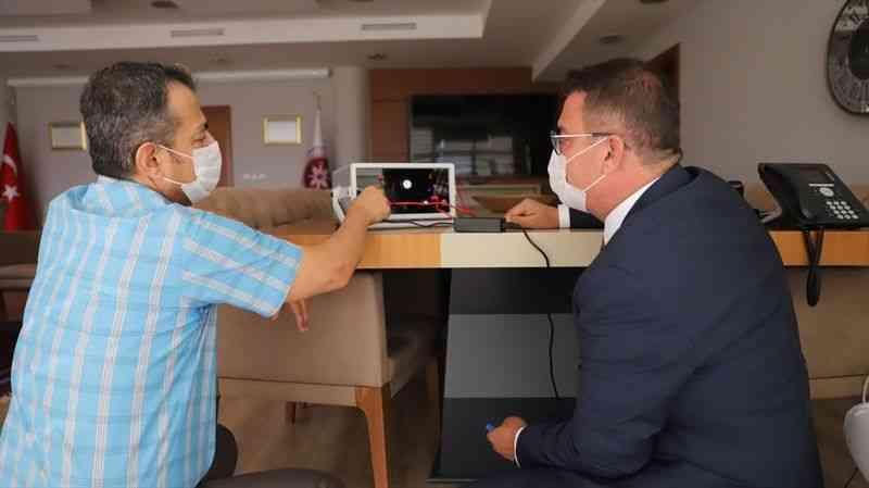 İzmir Yüksek Teknoloji Enstitüsünde yerli imkanlarla lityum iyon batarya simülatörü geliştirildi