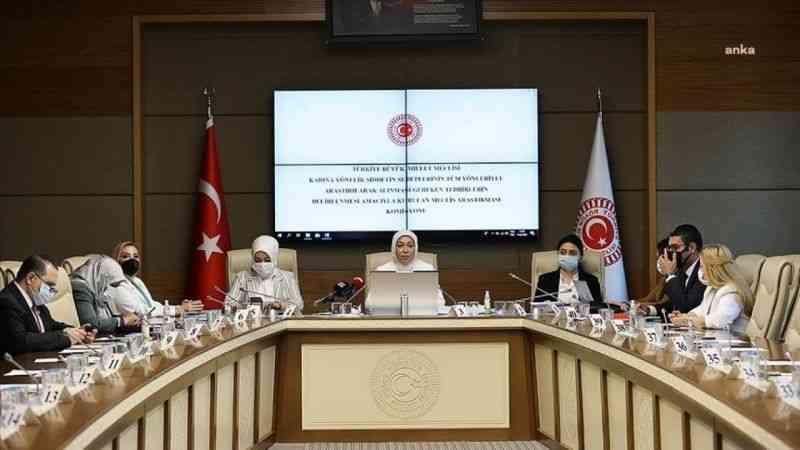 İYİ Parti de kadına yönelik şiddetin araştırılması komisyonundan çekildi
