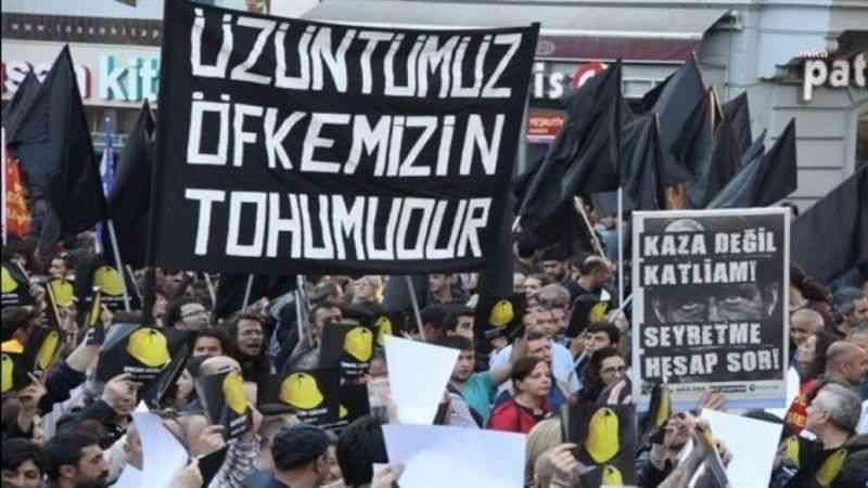 Danıştay'dan Soma katliamı için 12 kamu görevlisine soruşturma izni