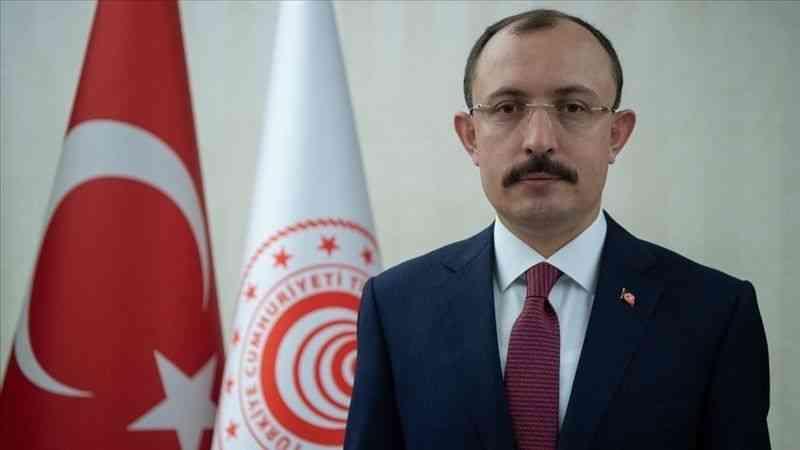 Ticaret Bakanı Muş'tan AB Liderler Zirvesi öncesinde Gümrük Birliği'nin güncellenmesine ilişkin değerlendirme