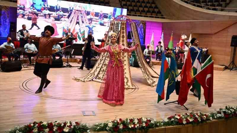 Türk Cumhuriyetlerinin bağımsızlıklarının 30. yılı başkentte konserle kutlandı