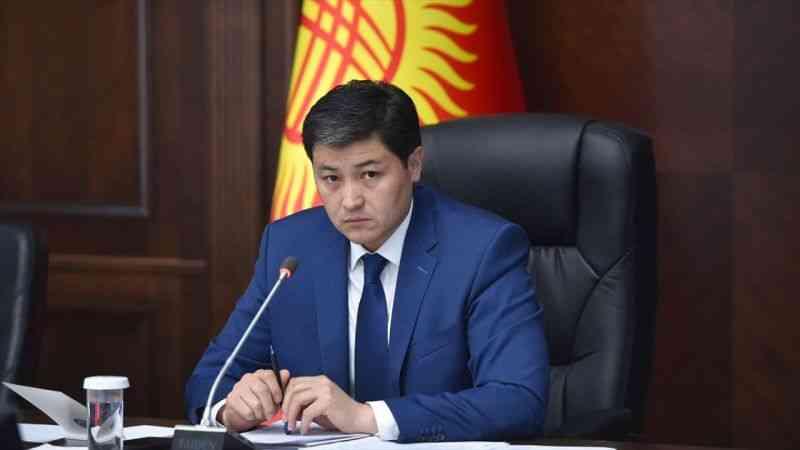Kırgızistan, AEB dışındaki ülkelere bazı tarım ve gıda ürünlerinin ihracatını yasakladı