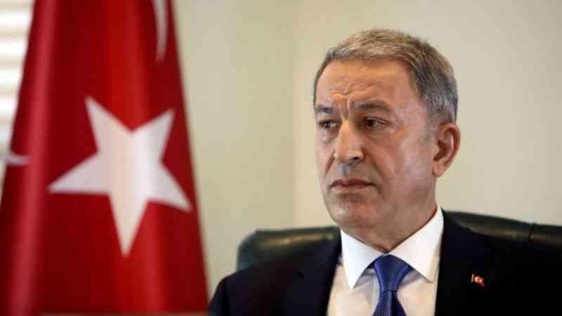"""Milli Savunma Bakanı Akar'dan """"ABD'li teknik heyet"""" açıklaması"""