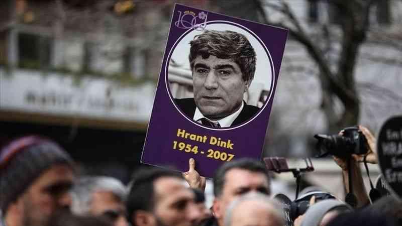 Dink cinayeti davasında firari 12 sanığın mal varlığına 15 gün içinde ülkeye dönmezlerse el konulacak