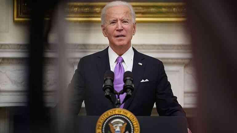 ABD Başkanı Joe Biden silahlı suçlara yönelik politikasını açıkladı