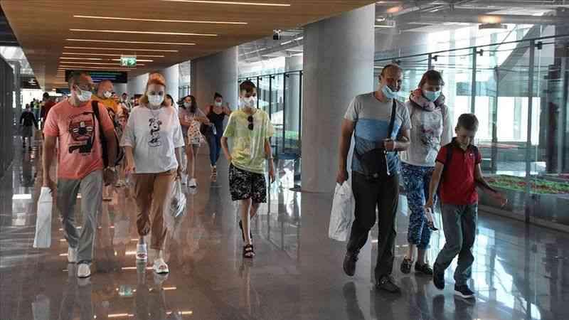 Yıl sonuna kadar milyonlarca turist Türkiye'ye akacak