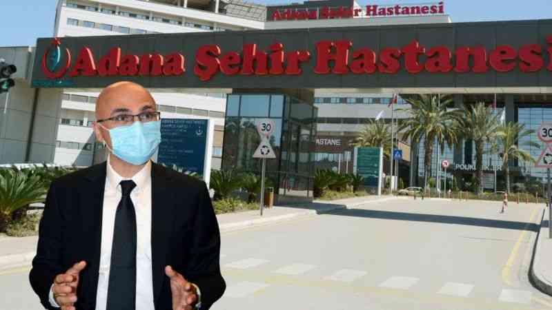 Adana Tabip Odası'ndan şehir hastanelerinin devrine tepki