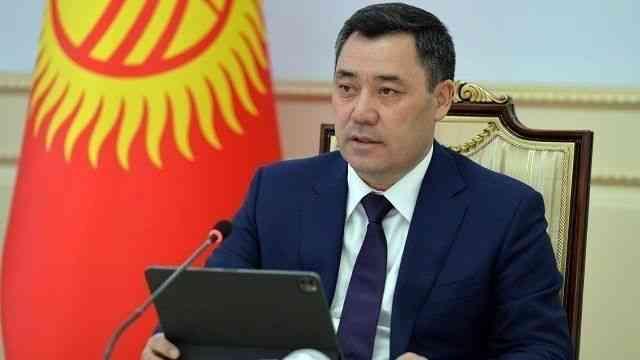 Kırgızistan Cumhurbaşkanı Caparov, Yolsuzlukla Mücadele Hizmetleri'ni kaldırdı