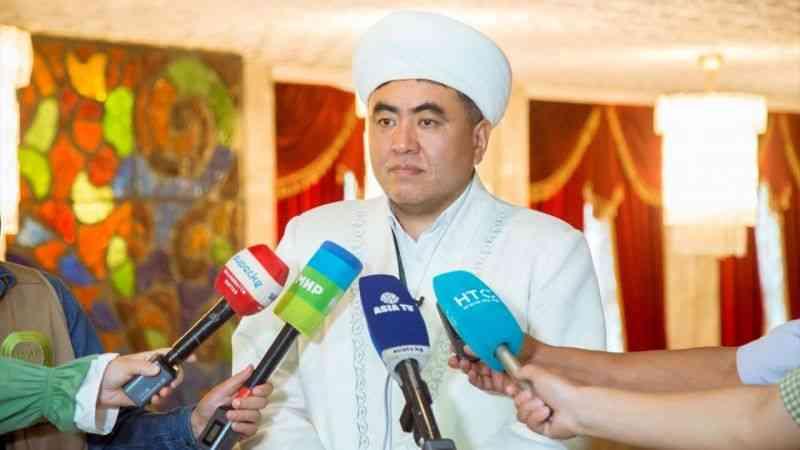 Kırgızistan'ın yeni müftüsü Zamir Rakiyev oldu