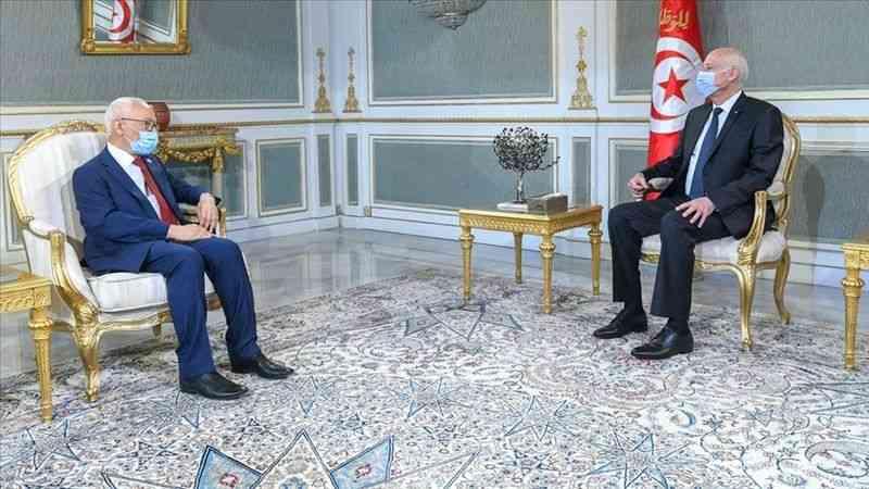 Tunus'ta Cumhurbaşkanı Said ve Meclis Başkanı Gannuşi arasındaki buzlar eriyecek mi?